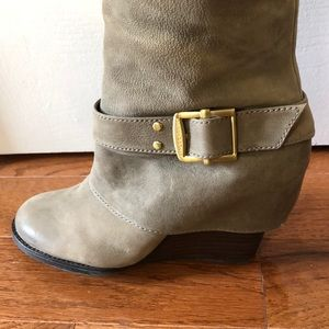 1dd59efae1fa Vince Camuto Shoes - Vince Camuto Alician Tall Wedge Boot